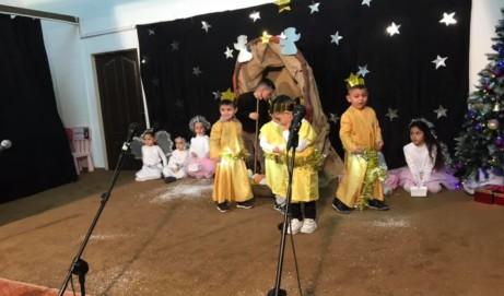 Χριστουγεννιάτικη Γιορτή Εκπαιδευτηρίων Ριζοκαρπάσου